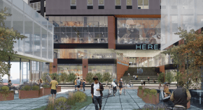 HERE State College Rendering