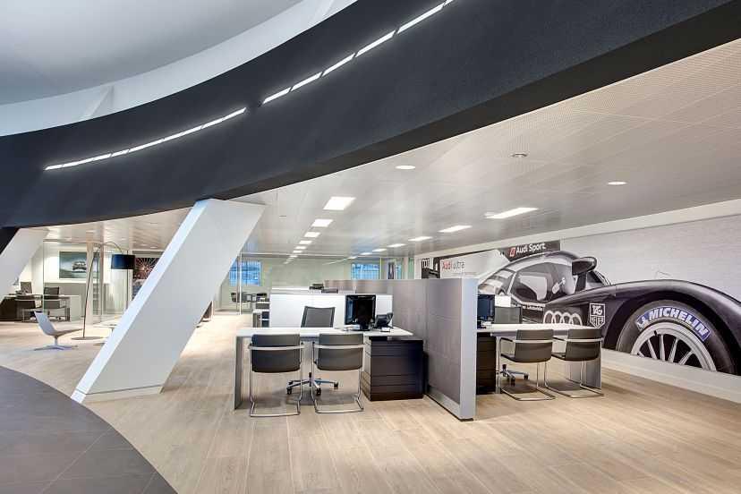 Plaza Audi Brinkmann Constructors
