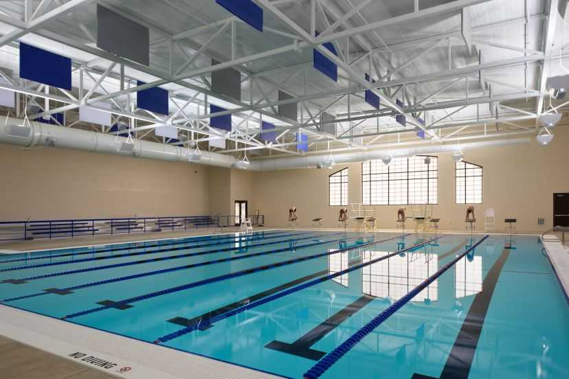 Westminster Academy Pool