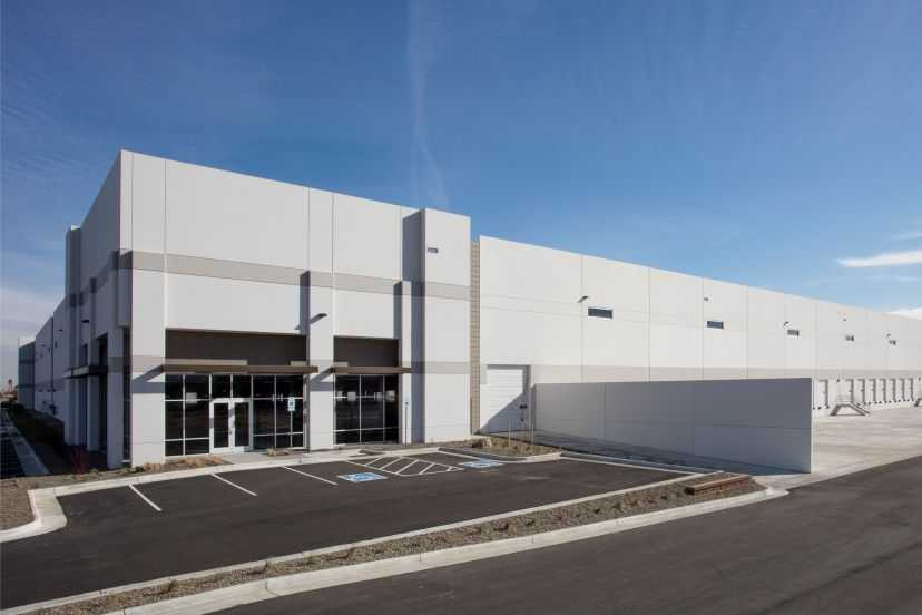 CenterCore Distribution Center Large Building