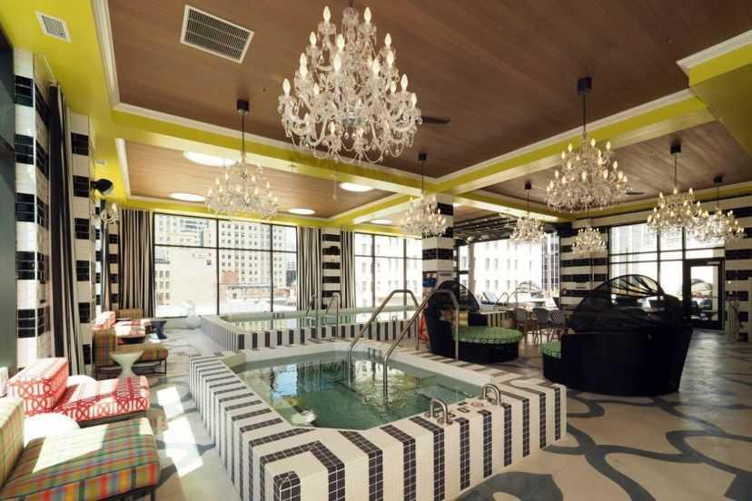 City Club Apartments Cincinnati | Brinkmann Constructors