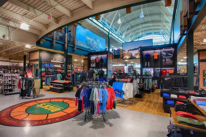 Dick's Sporting Goods Interior Broomfield, CO