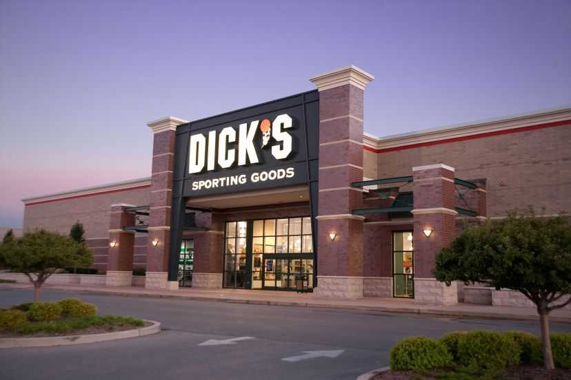 Dick's Sporting Goods Exterior