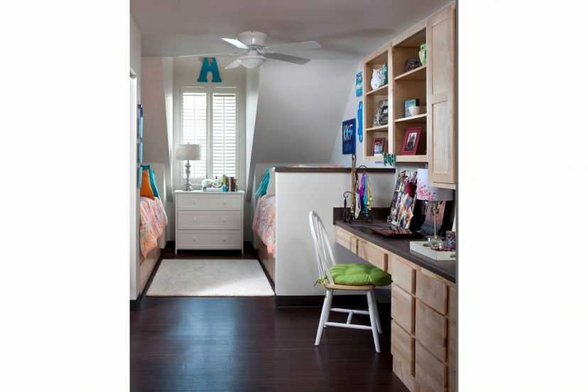 Kappa Kappa Gamma Renovated Bedrooms
