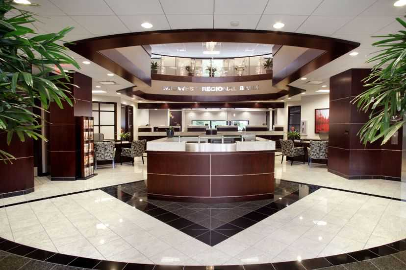 Midwest Regional Bank Interior