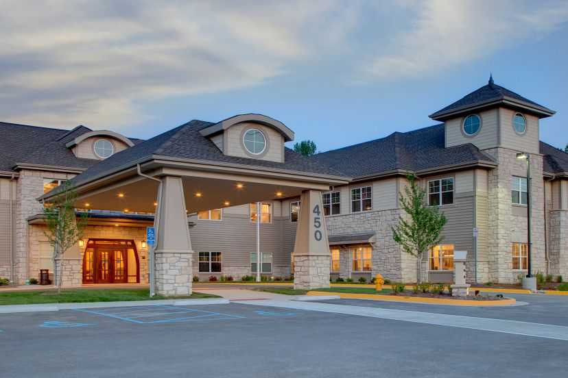 The Sheridan in Creve Coeur Exterior