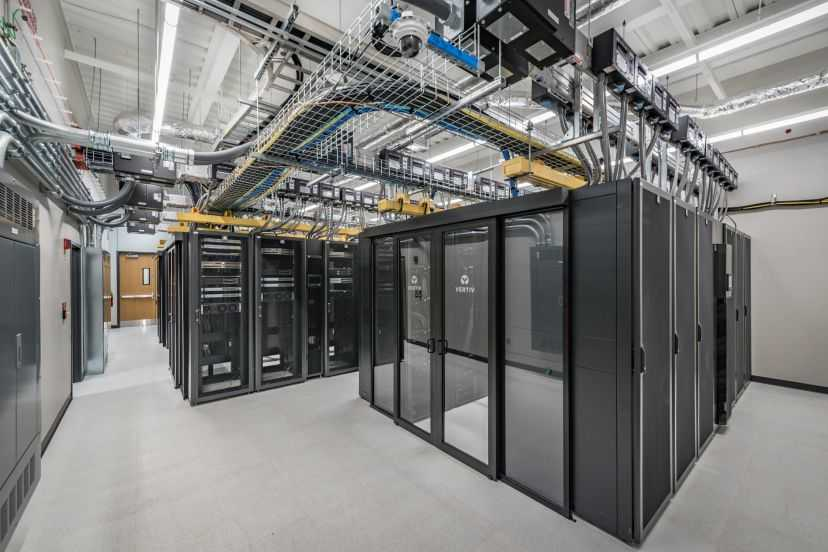 St Charles EOC Data Center