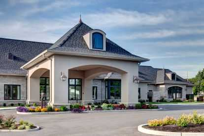 Bogey Hill Country Club Exterior