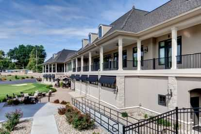 Bogey Hill Country Club Exterior Back