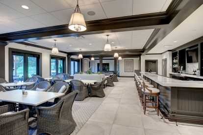 Bogey Hill Country Club Family Room
