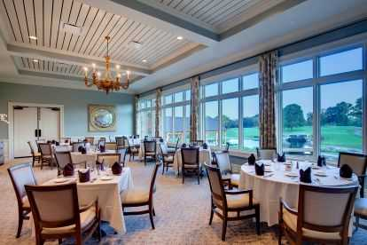 Bogey Hill Country Club Private Dining