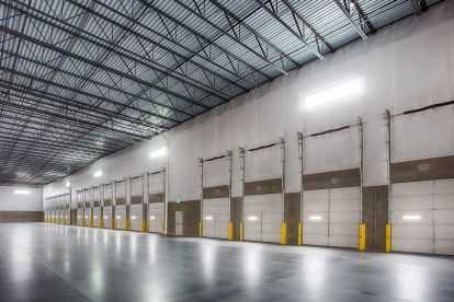 CenterCore Distribution Center Interior