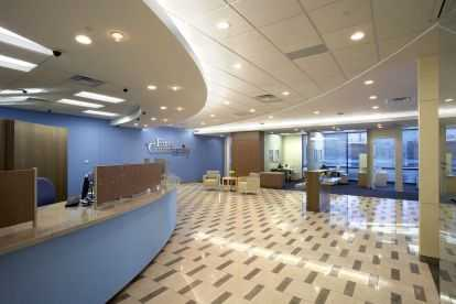 First Community Credit Union Lobby