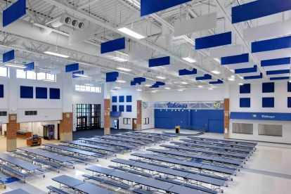 Francis Howell High School Commons