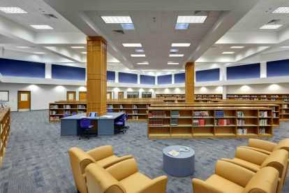 Francis Howell High School Library