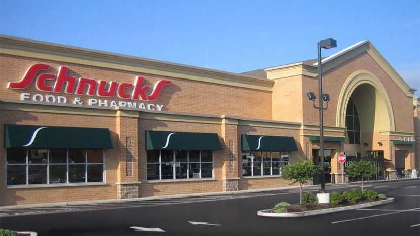 Schnucks Markets Front DesPeres